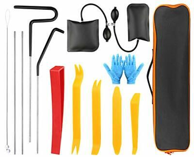 14 Pieces Professional Car Tool Kit Automotive With Easy Entry Long Reach Grabbe