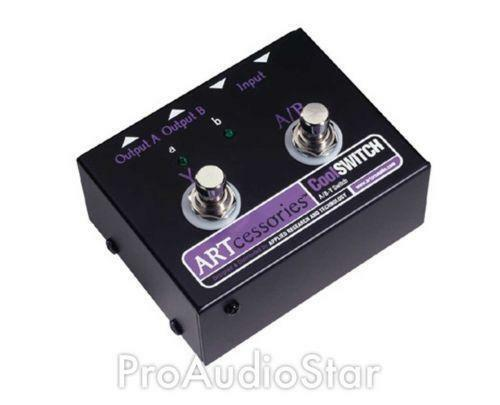 Ab Switch Box Guitar Ebay