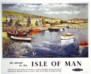Isle of Man Poster