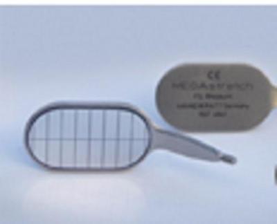 Hahnenkratt Mega Fs Rhodium Parallelometer Mouth Mirror Ref6900 Lot 38181 1pc