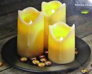 Echtwachs Kerzen