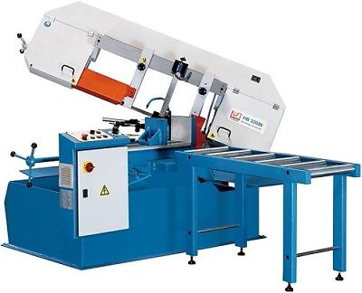 Brand New Knuth Horizontal Fully Automatic Band Saw - Abs 325l 5 Year Parts