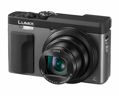 Panasonic Lumix DMC TZ91 Digitalkamera  Neuware silber TZ 91