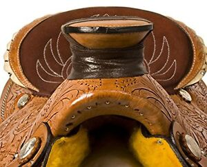 """15"""" 16"""" 17""""  Western Saddles Wade Cowboy Ranch All Leather $697 London Ontario image 3"""