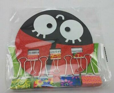 Lady Bug Binder Clips for Paper School Supplies Party Ideas 7 per Pack](Ladybug Party Ideas)