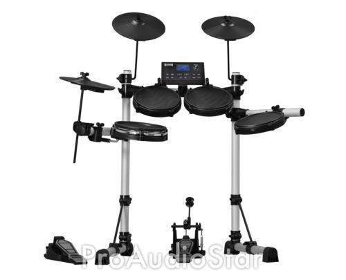 electronic digital drum ebay. Black Bedroom Furniture Sets. Home Design Ideas