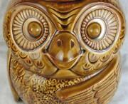 Vintage Owl Cookie Jar