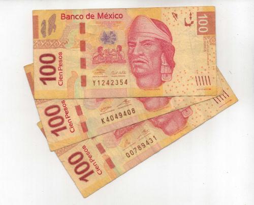 100 Cien Pesos Coins Amp Paper Money Ebay