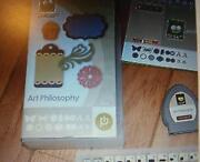 Cricut Cartridge Art Philosophy