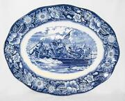 Staffordshire Liberty Blue