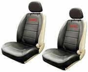 GMC Leather Seat Covers