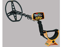 Euro Ace metal detector and accessories