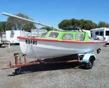 Hartley TS16 Sail boat with 7.5hp motor $3,999 Aldinga Beach Morphett Vale Area Preview