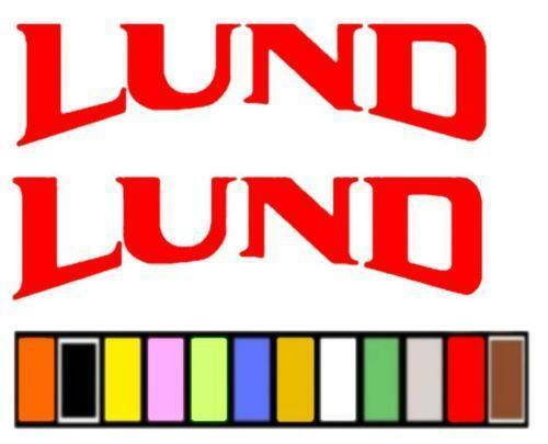 Lund Boat EBay - Lund boat decals easy removalgreat lakes fishing boats for sale