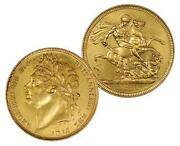 George IV Gold Sovereign