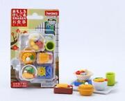 Iwako Food Erasers