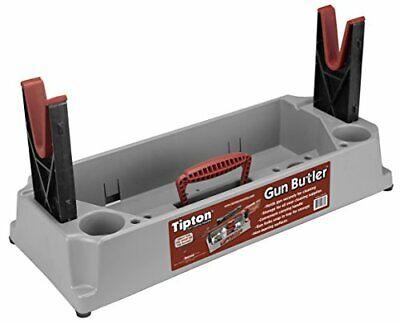 Tipton Gun Vise And Cleaning Stand Rifle Holder Maintenance Gunsmithing Forks M3 - $33.81