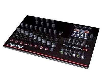 Nektar Panorama P1 Control Surface Midi Keyboard Controller Free Ship New