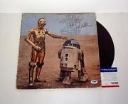 Star Wars Record Album