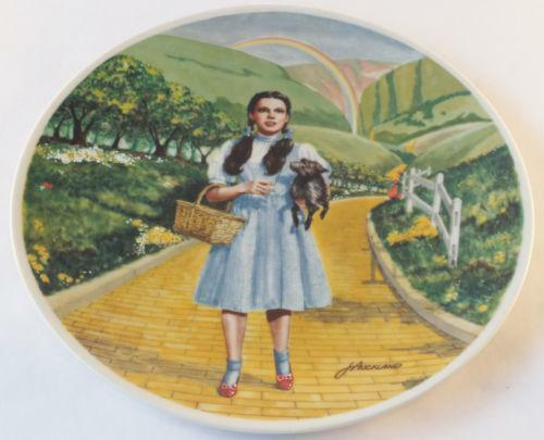 & Wizard of oz Collector Plates | eBay