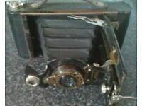 Authentic Vintage 1913 No 2 Kodak Brownie Camera