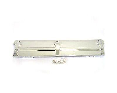 Chrome Steel Nova Chevelle Standard Radiator Support Panel 24 x 5 1/4