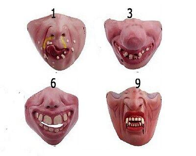 Masque Déguisement  Horreur Halloween Cauchemar vampire nez mask horror fun  - Masques Horreur-halloween