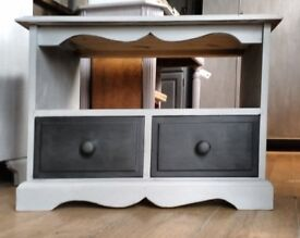 TV Cabinet, upcycled with Annie Sloan