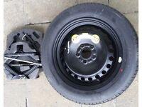 Spare wheel 215-55-16 Michelin