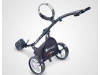 **SOLD**MotoCaddy S1 Lite Golf Trolley (Black)