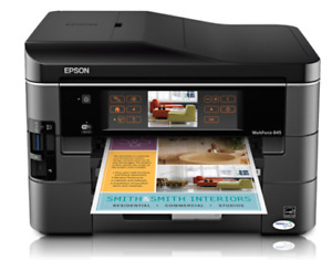 Imprimante printer  ALL in ONE Wifi - EPSON WORKFORCE 845