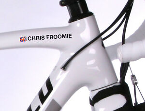 4x-PERSONALISED-FRAME-NAME-ROAD-CYCLE-CYCLING-BIKE-FRAME-STICKERS-DECALS