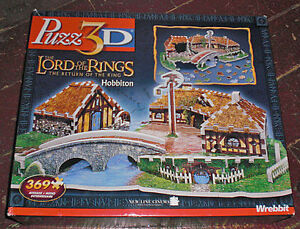 3D Puzzles - Group being Sold As Is Kawartha Lakes Peterborough Area image 1