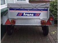 Franc ge 120 trailer