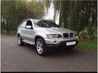 2003 BMW X5 3.0 diesel sport free 3 months warranty !