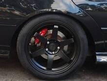 Ford Falcon Rims 5 x 114.3 PDW 18 inch rims Berwick Casey Area Preview