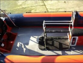 Dive rack for XS Rib