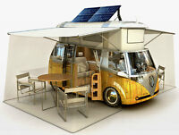 150 watt solar charging kit for your RV or Boat