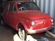 Classic Fiat 500 1969 F model Adelaide CBD Adelaide City Preview