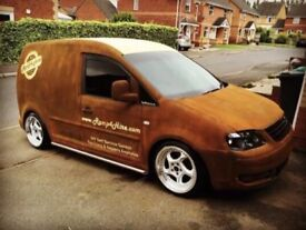 191BHP VW Caddy (6 speed PD150 engine)