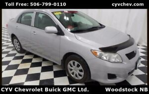2010 Toyota Corolla CE Automatic & A/C - $6/Day