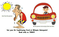AIR CONDITIONING RECHARGE AND DIAGNOSTICS SERVICES