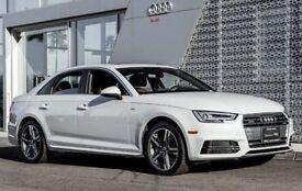 Audi A4 S Line 2.0 Quattro