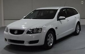 2011 Holden Commodore VE II Omega Sportwagon White 6 Speed Sports Automatic Wagon South Launceston Launceston Area Preview
