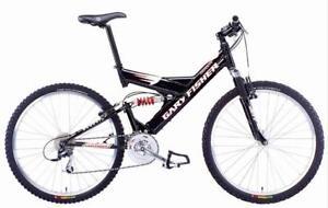 Gary Fisher Joshua 4 Full Suspension Mountain Bike