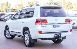 2016 Toyota Landcruiser VDJ200R Sahara Crystal Pearl 6 Speed Sports Automatic Wagon Wangara Wanneroo Area Preview