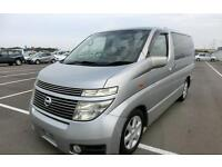 ELGRAND E51 HIGHWAY STAR VERSION L 3.5 AUTOMATIC *HALF LEATHER 8 SEATS LOW MILES
