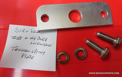 Tension Spring Plate Hex Bolts For Biro 11 22 33 34 1433 3334 Meat Saw