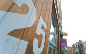 TIRED OF WORKING FROM HOME? TRY OUR FULLY PPE'D WARM, CLEAN FRIENDLY CO-WORKING SPACE