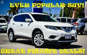 2017 Nissan X-Trail T32 ST X-tronic 2WD White 7 Speed Constant Variable Wagon Greenfields Mandurah Area Preview